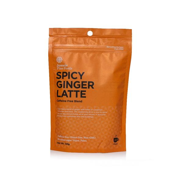 Jomeis Fine Foods Spicy Ginger Latte 120g - keto