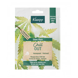 Kneipp Chill Out Hemp Sheet Mask