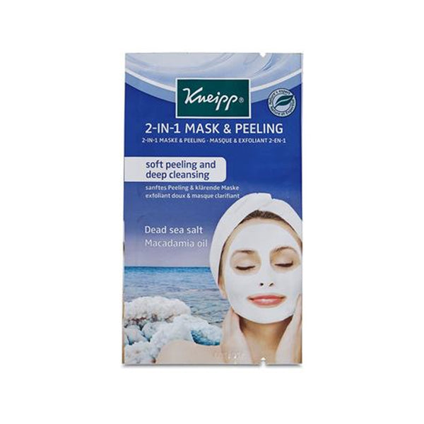 Kneipp Face Mask - 2 in1 Peeling