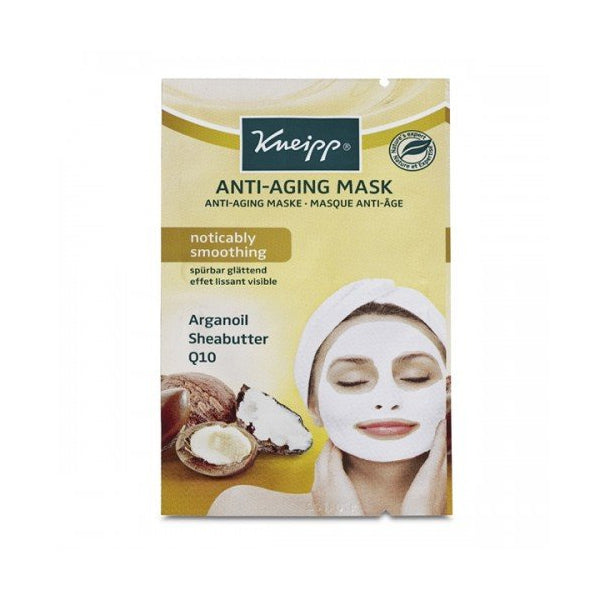Kneipp Face Mask - Anti-Aging Argan Oil