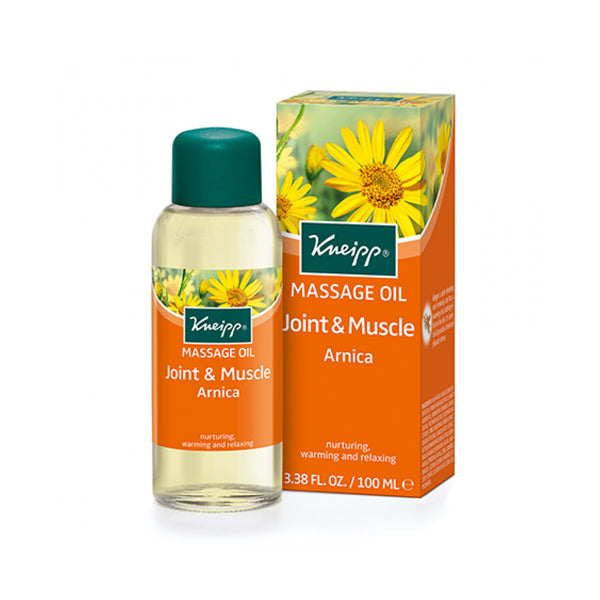Kneipp Massage Oil Arnica 100ml