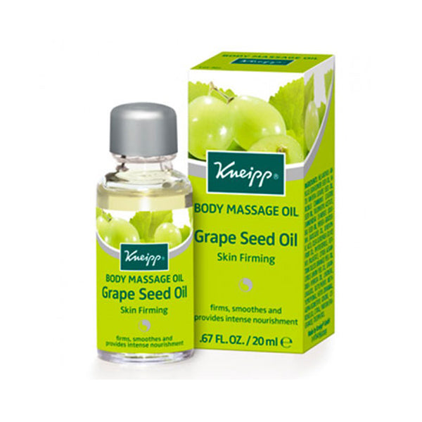 Kneipp Massage Oil Grape Seed 20ml