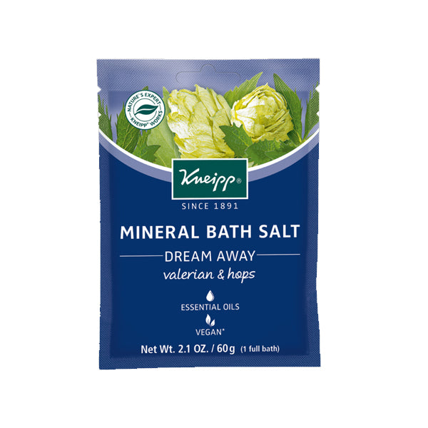 Kneipp Mineral Bath Salt Dream Away 60g