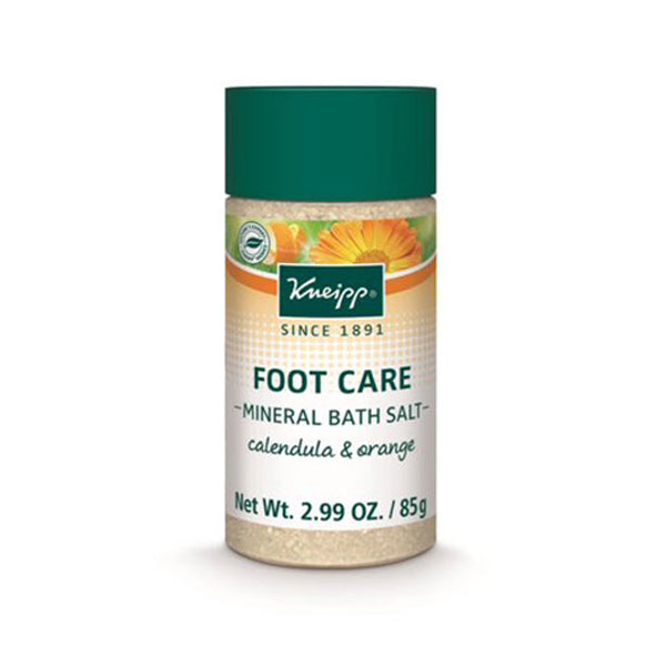 Kneipp Mineral Bath Salt (Foot) Orange 85g