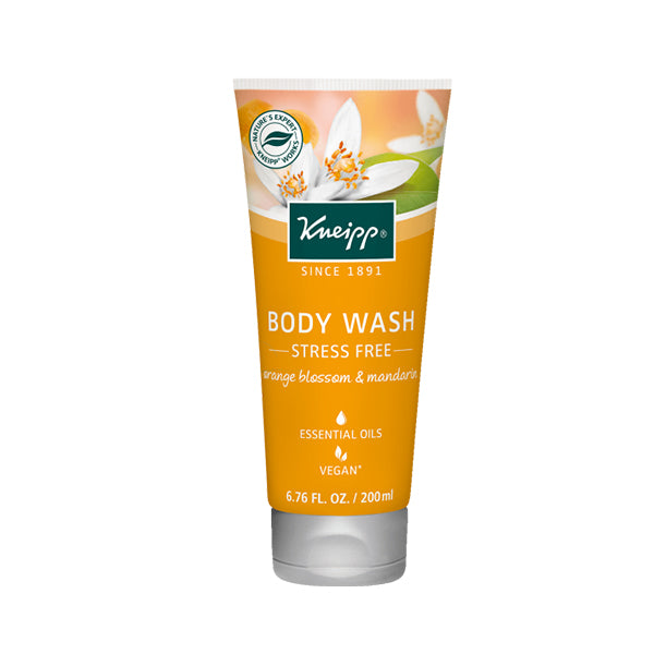 Kneipp Body Wash Stress Free 200ml