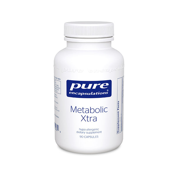 Pure Encapsulations Metabolic XTRA 90's