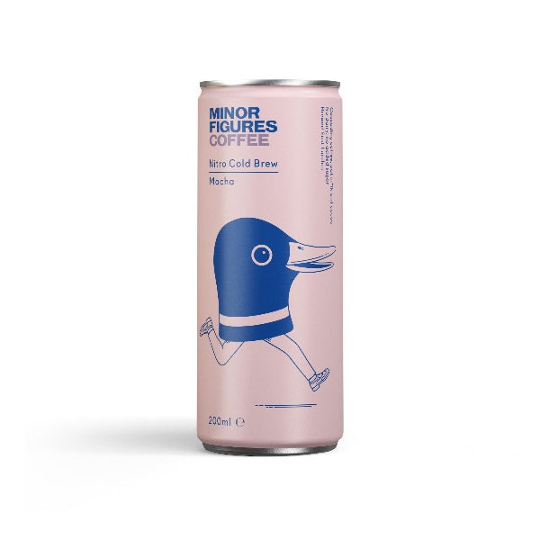 Minor Figures Nitro Cold Brew Mocha 200ml
