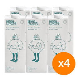 Minor Figures Oat Milk 1L x 24