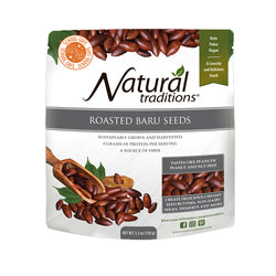 Organic Traditions Baru Seeds 150g