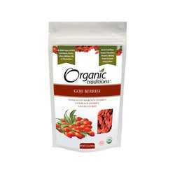 Organic Traditions Goji Berries 100g