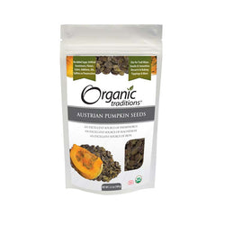 Organic Traditions Jumbo Pumpkin Seeds 100g
