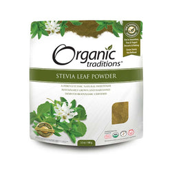 Organic Traditions Stevia Leaf Powder 100g