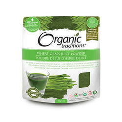 Organic Traditions Wheatgrass Juice Powder 150g