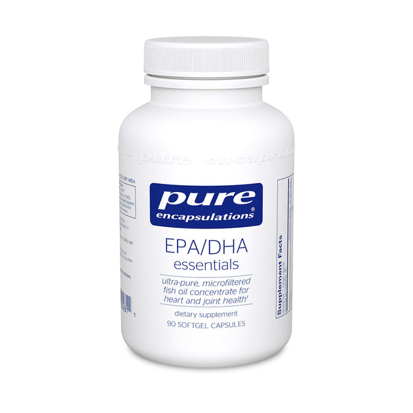 PURE EPA/DHA Essentials 1000mg 90's