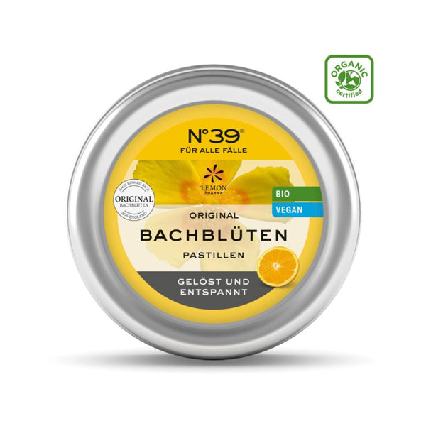 Dr. Bach No.39 Pastilles Orange 45g