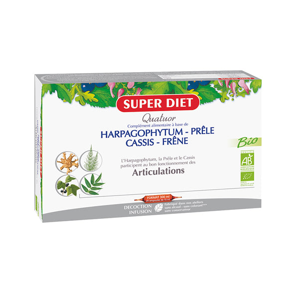 Super Diet Articulation Quartet 20x15ml