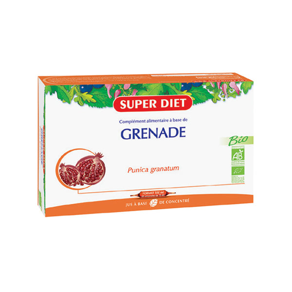 Super Diet Pomegranate 20x15ml