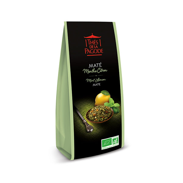 Thes Mate w/ Mint and Lemon 100g