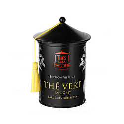 Thes Prestige Earl Grey Green Tea 100g