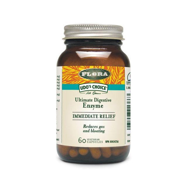 Udo's Digestive Enzymes 60's