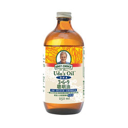 Udo's Oil + DHA 250ml