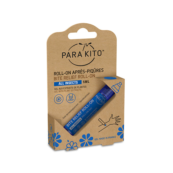 ParaKito Bite Relief Roll On Gel 5ml