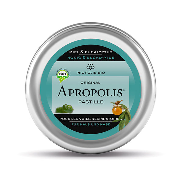 Propolis Lozenge Eucalyptus & Honey