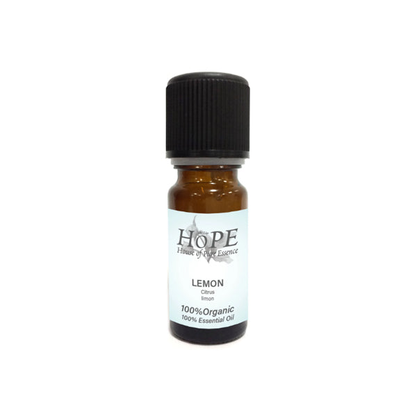 Hope Lemon Essential Oil 10ml