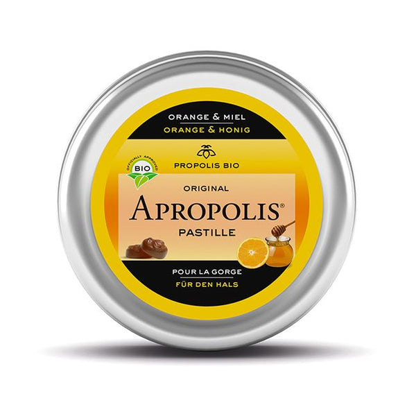Propolis Lozenge Orange & Honey