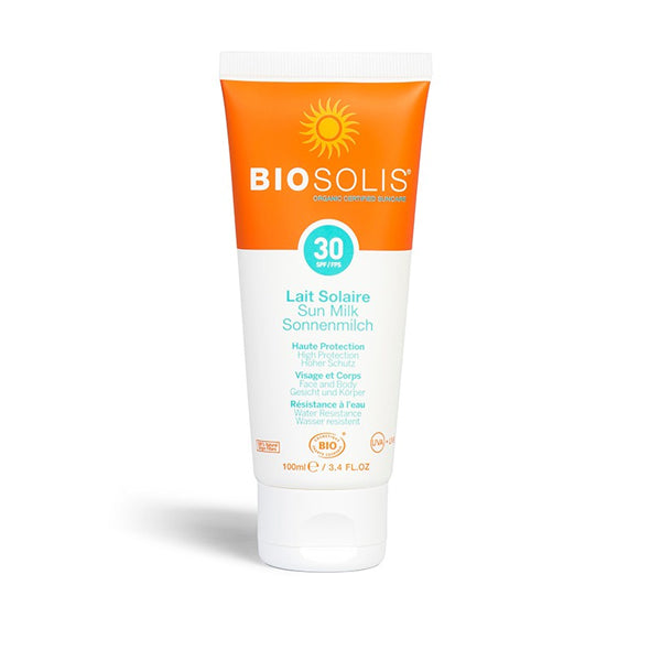 Biosolis SunMilk SPF30 100ml