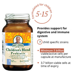 Udo's Children's Blend Probiotic 60's