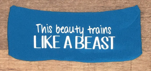 This Beauty Trains Like A Beast Janiband