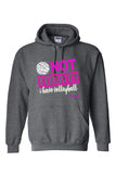 I Can't, I Have Volleyball - Hoodie