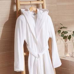 Bare Cotton Corporation Home, garden & living||Collectibles||Decorative collectibles Bare Cotton 100% Turkish Cotton Women Terry Shawl Robe, XX-Large, White Turkish Cotton 100%  Bare Cotton  Women / Men  Robe, one Size |Luxnightwear.com