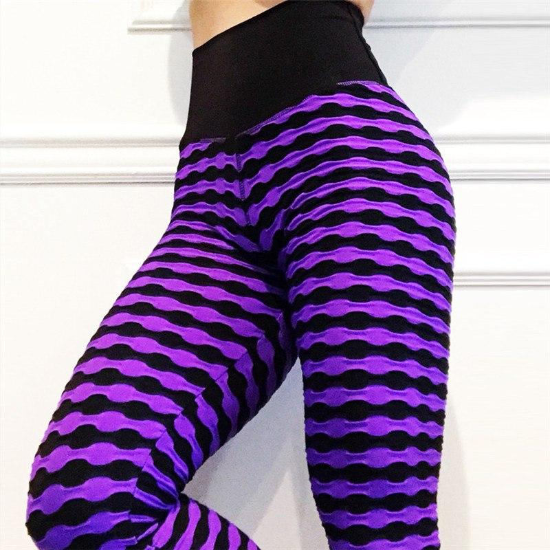 Lux Nightwear Apparel, shoes & jewelry||Apparel||Women||Activewear Purple / S Leggings For Women 3 Colors Print High Waist Casual Sportwear Lift The Hips Leggings