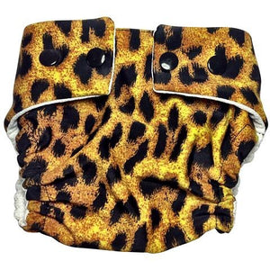 Mini Leopard Swim Nappy
