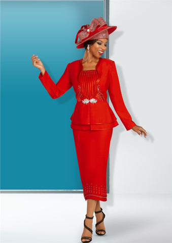 Ben Marc 48321 Embellished 3pc Suit