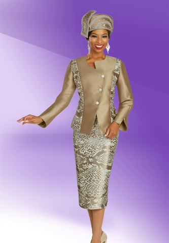 Ben Marc 48336 Embellished 2pc Suit