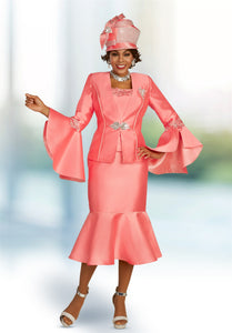 Ben Marc 48331 Embellished 3pc Suit