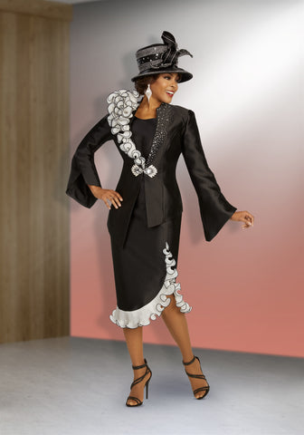 Ben Marc 48367 Embellished 3pc Suit