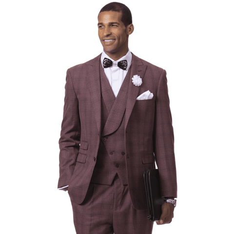 E.J. Samuel M2721 Fashion Suit