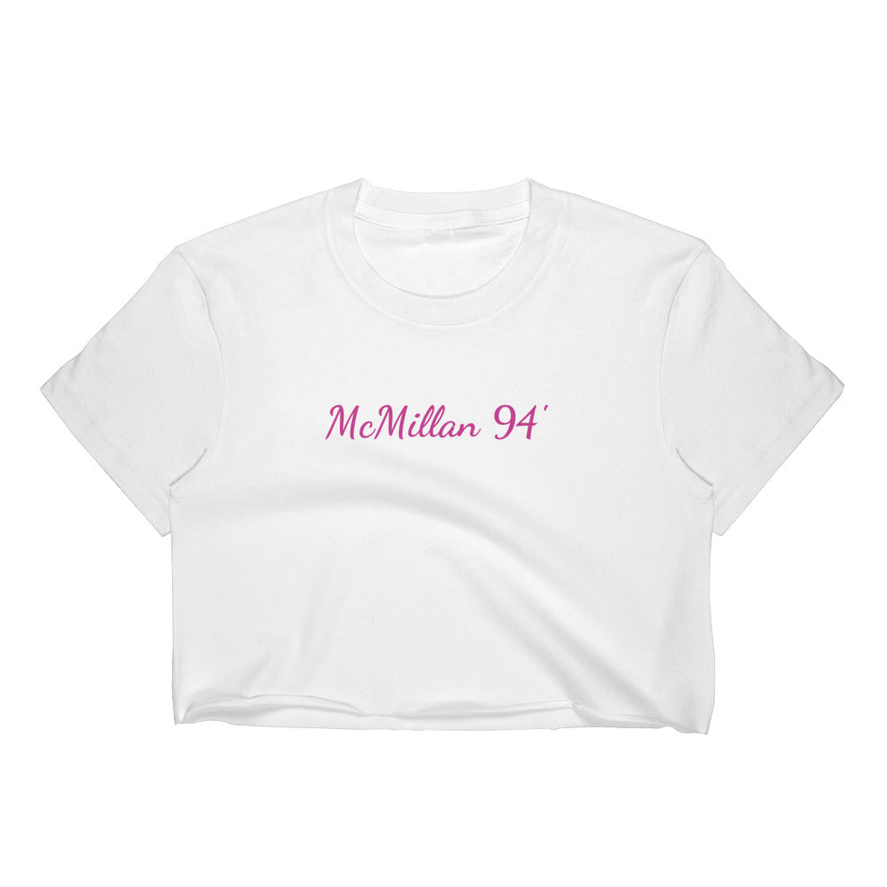 McMillan Women's Crop Top