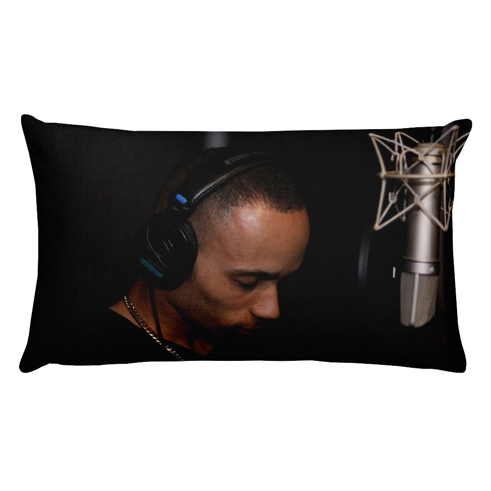 Jalen McMillan pillow triple threat case