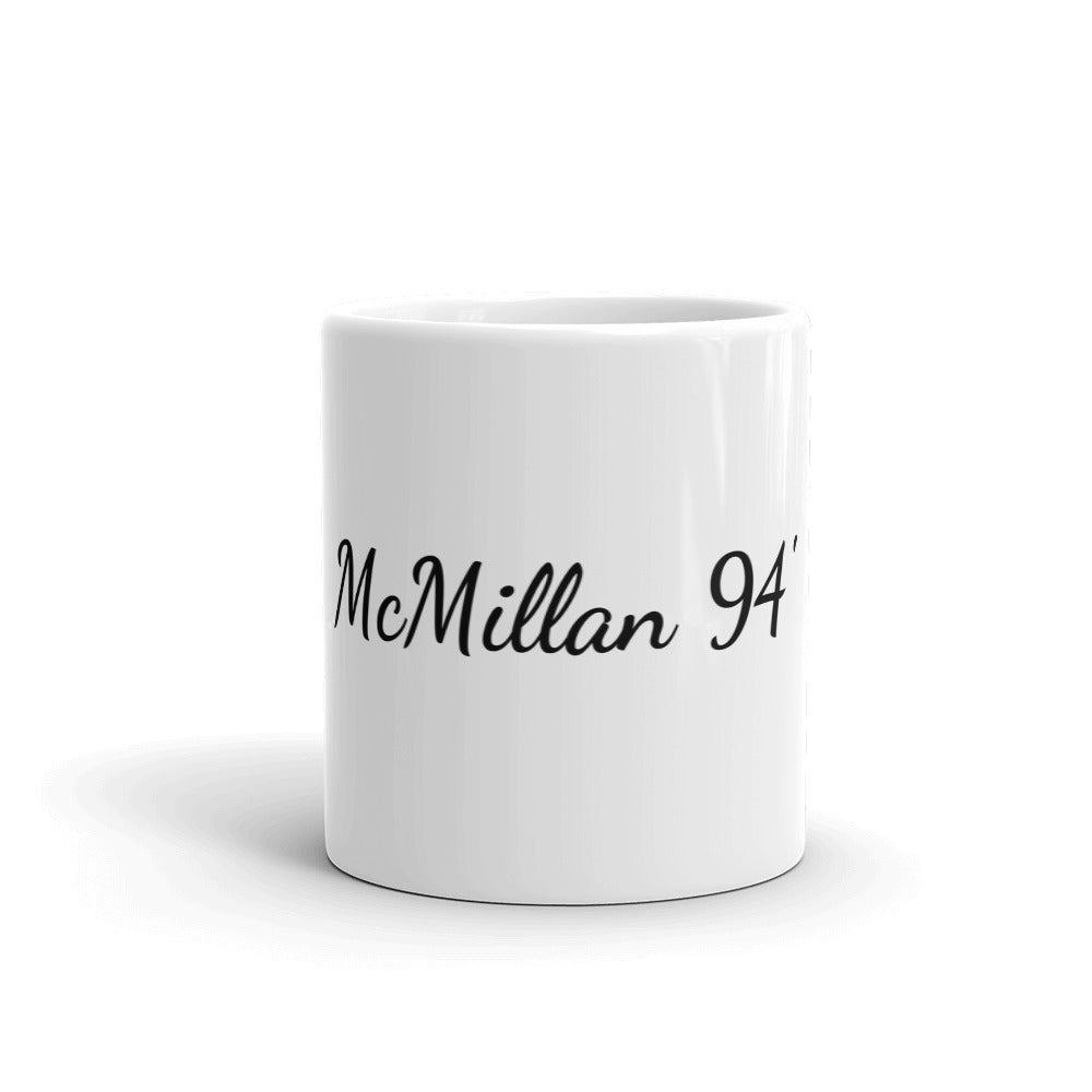 Jalen McMillan coffee mug merch