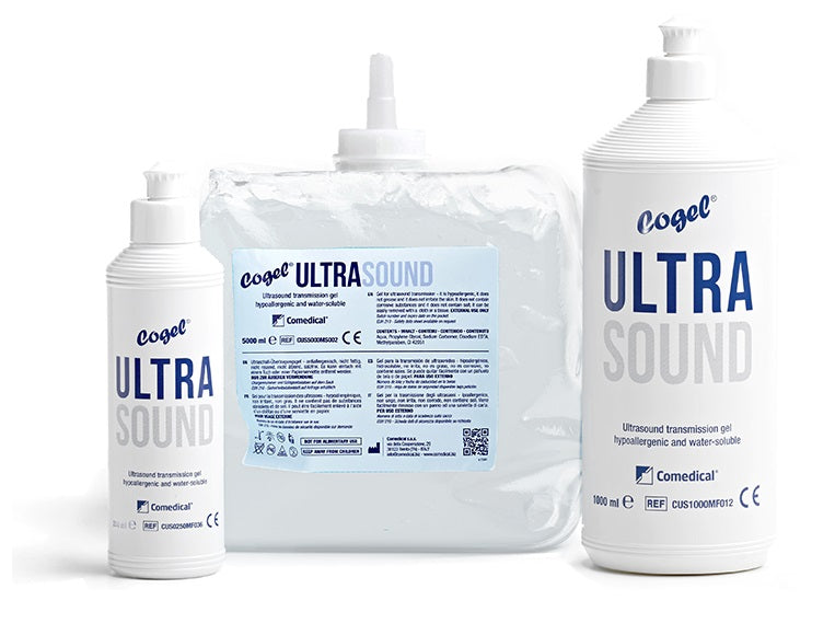 GEL CONDUTTIVO 1000 - 5000 ML.