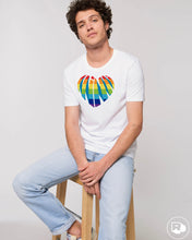 Load image into Gallery viewer, T-shirt Miami Rainbow