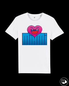 Riposte I Heart Miami t-shirt