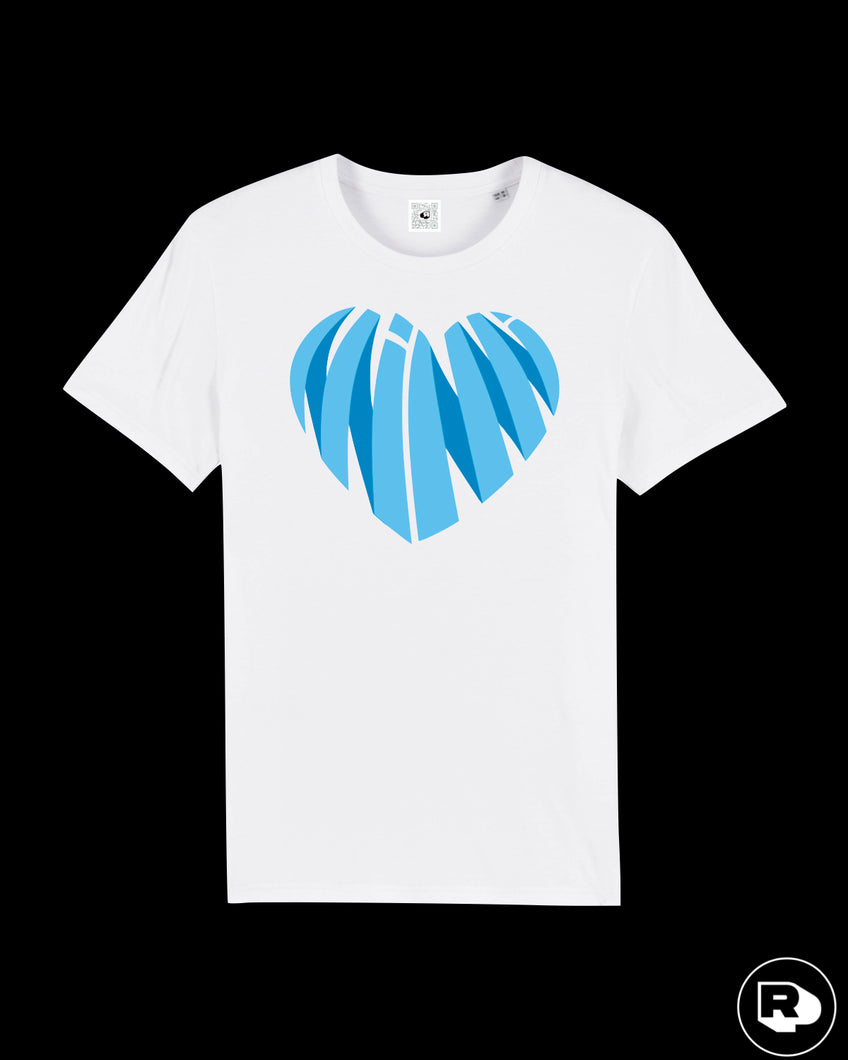 Riposte Miami Heart t-shirt