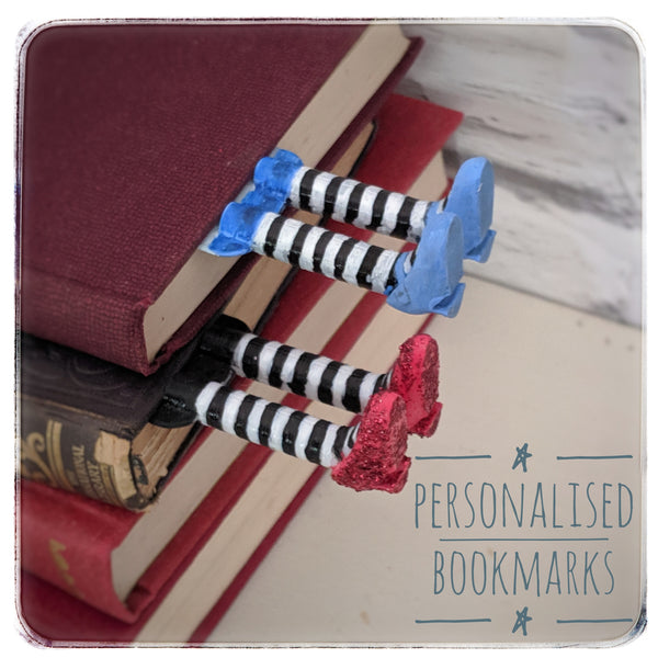 Personalized Story Character Bookmarks