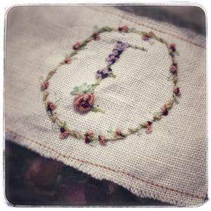 Make Your Own Lavender &Rose Sachet- Personalized Kit
